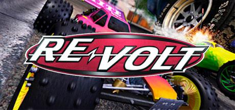 RE-VOLT Banner