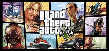 Grand Theft Auto V Banner