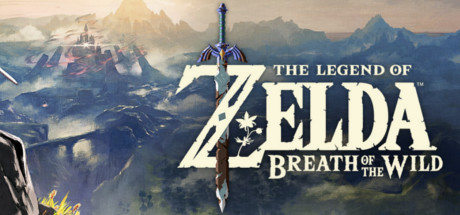 The Legend of Zelda: Breath of the Wild (WiiU) Banner