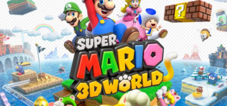 Super Mario 3D World Banner