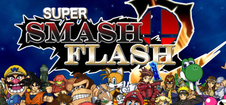 Super Smash Flash 2 Banner