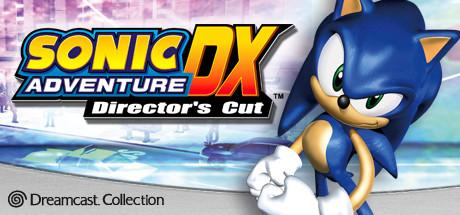 Sonic Adventure DX (2004) Banner