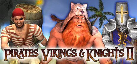 Pirates Vikings and Knights II Banner