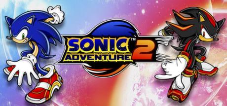 Sonic Adventure 2 Banner