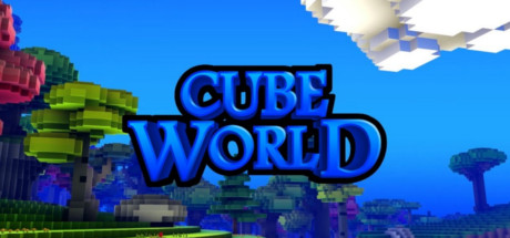 Cube World Banner
