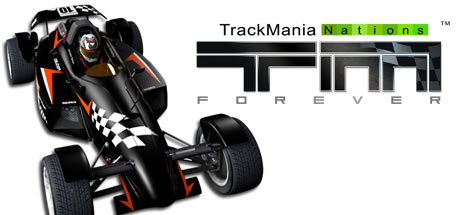 Trackmania Nations Forever Banner