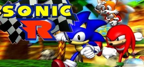 Sonic R Banner