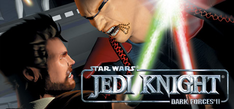 Jedi Knight: Dark Forces II Banner