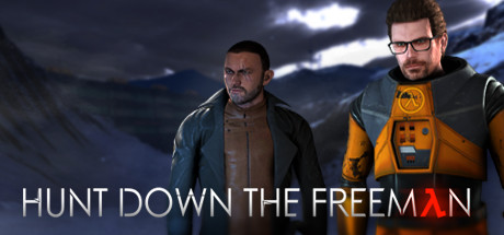 Hunt Down The Freeman Banner