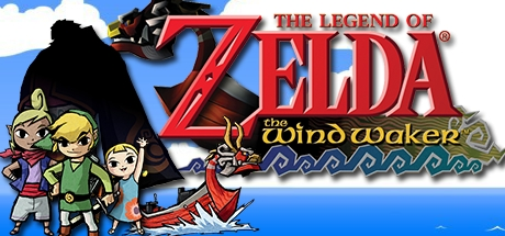The Legend of Zelda: The Wind Waker Banner