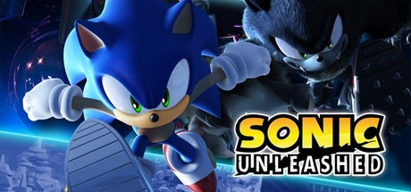 Sonic Unleashed Banner