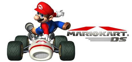 Mario Kart DS Banner
