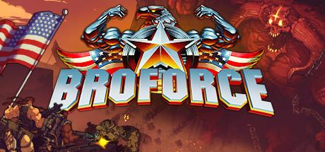 Broforce Banner