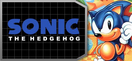 Sonic The Hedgehog (1991) Banner