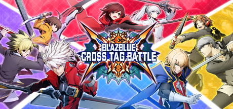 BlazBlue: Cross Tag Battle Banner