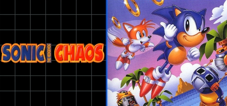 Sonic Chaos Banner