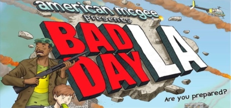 American McGee presents: Bad Day L.A. Banner