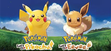 Pokemon: Let's Go! Banner