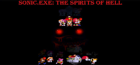 Sonic.Exe: The Spirits of Hell Banner