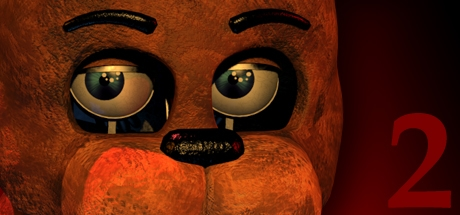 Five Nights at Freddy's 2 Banner