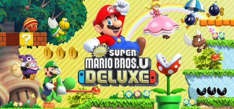 New Super Mario Bros. U Deluxe Banner