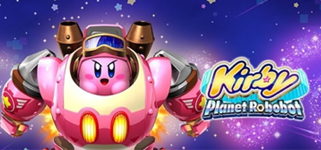 Kirby Planet Robobot Banner