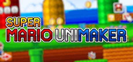 Super Mario UniMaker Banner