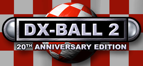 DX-Ball 2: 20th Anniversary Edition Banner