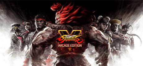 Street Fighter V: Arcade Edition Banner