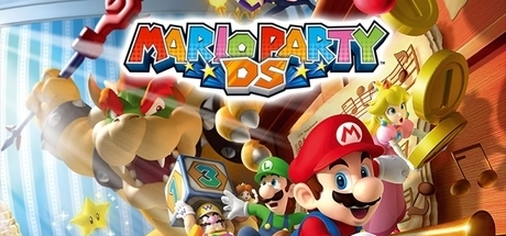 Mario Party DS Banner