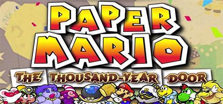 Paper Mario: The Thousand Year Door Banner
