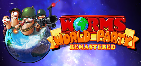 Worms World Party Remastered Banner