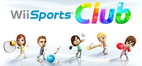 Wii Sports Club Banner