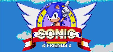 Sonic & Friends 2 Banner