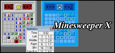 Minesweeper X Banner