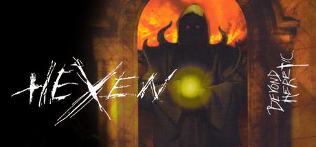 HeXen: Beyond Heretic Banner