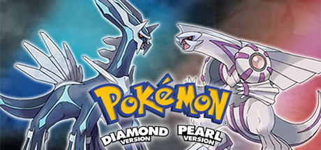 Pokemon Diamond and Pearl Banner
