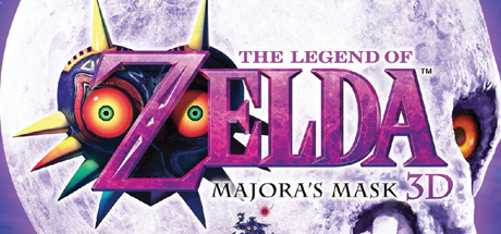 The Legend of Zelda: Majora's Mask 3D Banner