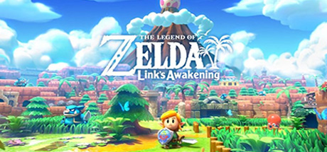 The Legend of Zelda: Link's Awakening (Switch) Banner