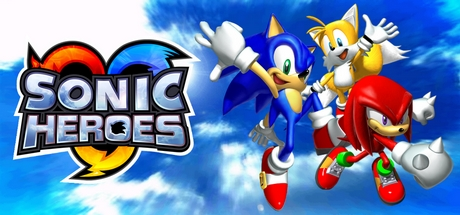Sonic Heroes Banner