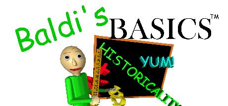 Baldi's Basics Banner
