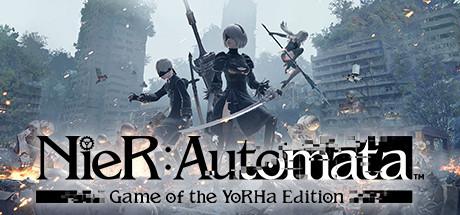 NieR: Automata Banner