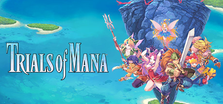 Trials of Mana (2020) Banner