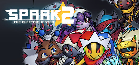 Spark the Electric Jester 2 Banner