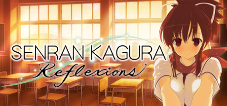SENRAN KAGURA Reflexions (Switch) Banner