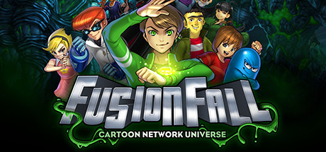 Fusionfall Banner