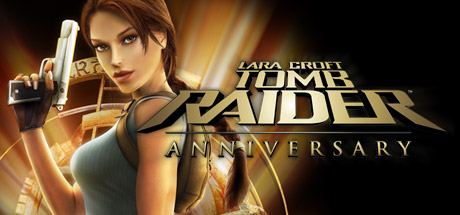 Tomb Raider: Anniversary Banner