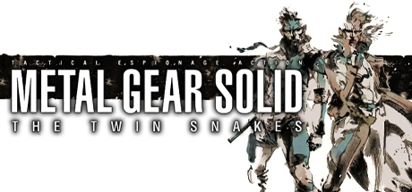 Metal Gear Solid: The Twin Snakes Banner