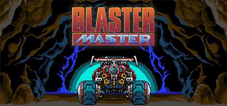 Blaster Master Banner