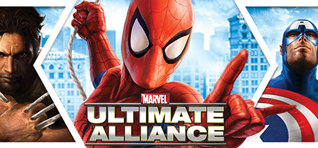 Marvel: Ultimate Alliance Banner
